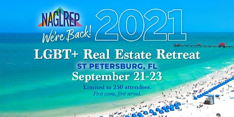 NAGLREP 2021 LGBT Real Estate Retreat St Petersburg, FL tickets