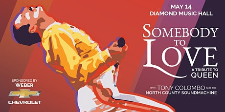 Somebody To Love -Tribute to Queen at Diamond Music Hall tickets
