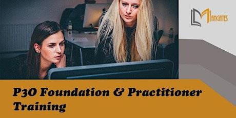 P3O Foundation & Practitioner 3 Days Virtual Training in Richmond, VA tickets