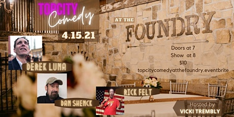 TopCity Comedy @ The Foundry tickets