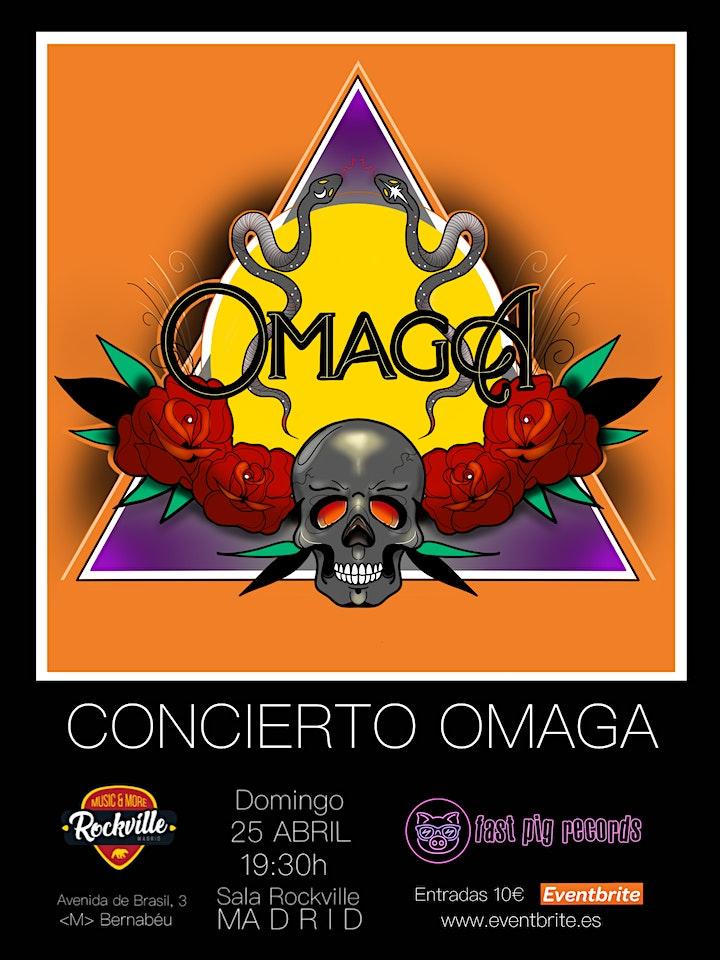 Imagen de OMAGA en Concierto