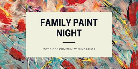 Family Paint Night tickets