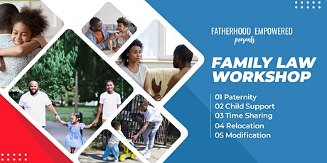 Fatherhood Empowered: Know Your Rights tickets