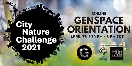 City Nature Challenge 2021 tickets