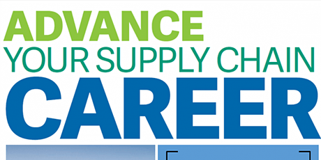 instructor led Certified Supply Chain Professional (CSCP) course tickets
