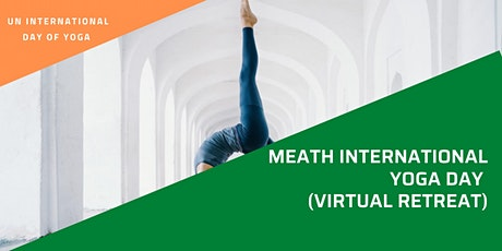 Meath International Yoga Day  (Virtual Retreat) ingressos