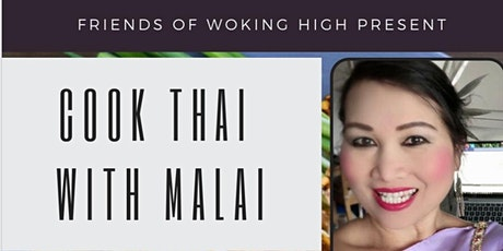 Cook Thai with Malai   - a fun and interactive event tickets