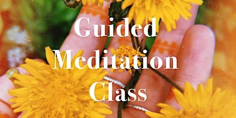 Thursday Guided Meditation tickets