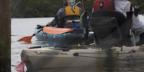 Kayak Fishing & BBQ Lunch tickets