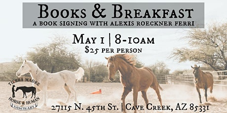 Books & Breakfast: A Book Signing With Alexis Roeckner Ferri tickets
