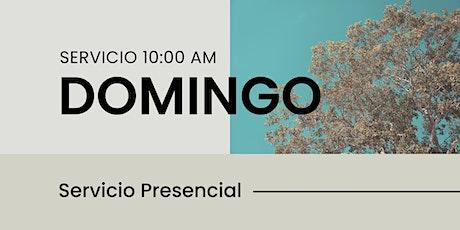 Reunión Domingo 10:00AM tickets