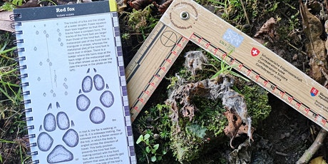 Large Mammal Tracks & Signs - Zoom Talk tickets
