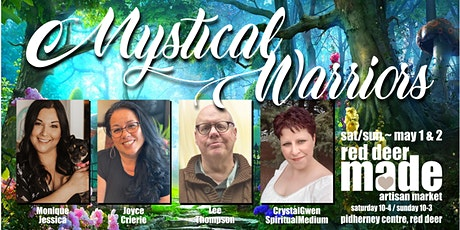 Red Deer MADE Mystical Warriors tickets