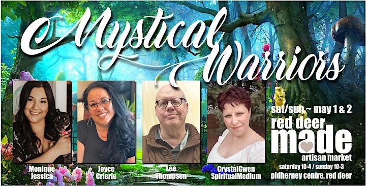Red Deer MADE Mystical Warriors image
