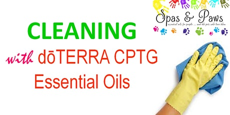 CONT ED:  Green Cleaning for Your House and Health with doTERRA tickets