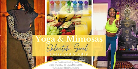 Yoga & Mimosa tickets