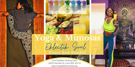 Yoga & Mimosa tickets