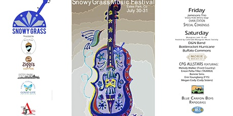 SnowyGrass Music Festival 2021 tickets