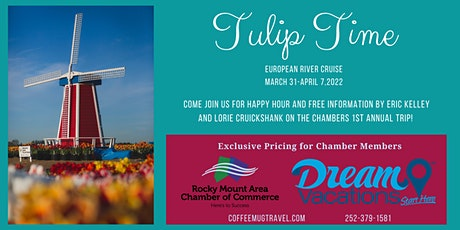 Rocky Mount Chamber of Commerce First Annual Chamber Trip Info Event tickets
