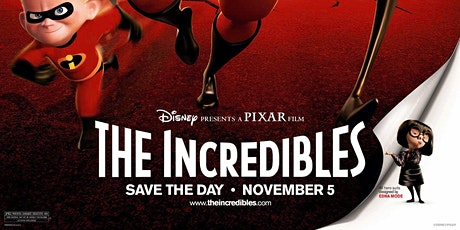 Incredibles tickets