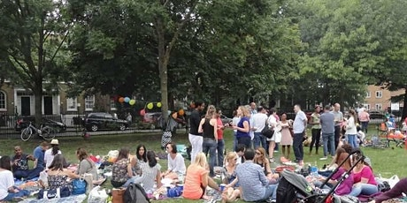French Speaking Picnic in the Park (LONDON) tickets