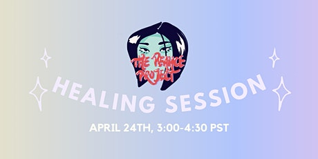 A Healing Session for the Peahce Community tickets