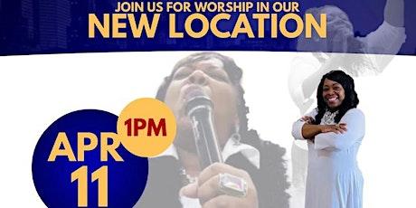 Sunday Worship Service! tickets