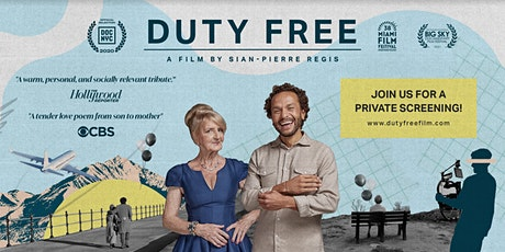LA Elderly Movie premier: Duty Free with live Q & A of the film protagonist Tickets