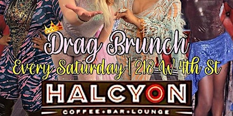 Saturday Drag Brunch tickets