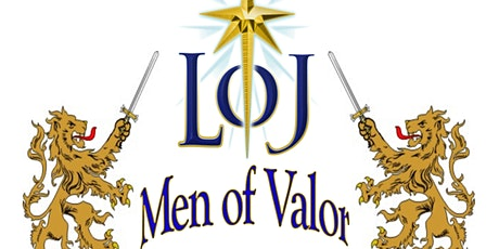 Men of Valor - Men's Ministry tickets