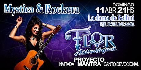 Mystica y Rockera version Astrologica entradas