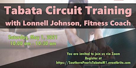 Tabata Circuit Training ingressos
