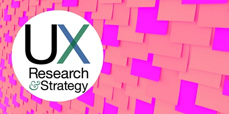 When Strategy Meets Public Service - UX Research and Strategy in Government tickets