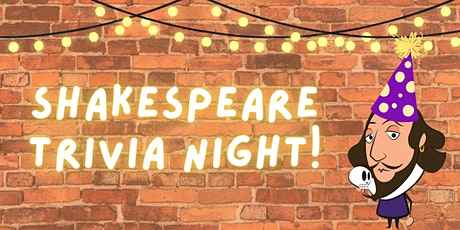 Shakespeare Trivia Night with over $200 in prizes! tickets