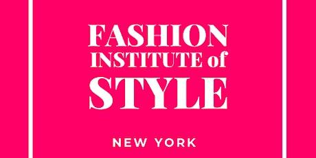 New York Personal Stylist Training (5 days) tickets