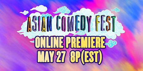 Asian Comedy Fest 2021 tickets