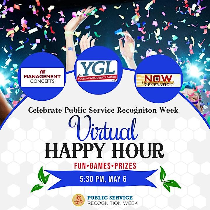 Virtual Happy Hour image