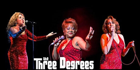 The Three Degrees - Direct from the USA  + Aftershow Disco tickets