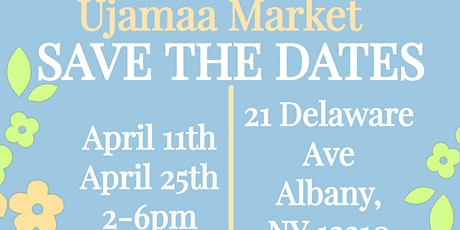 Ujamaa Market April 2021 tickets