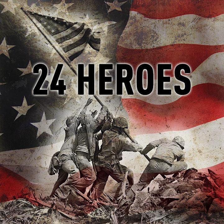 24 HEROES - 2021 image