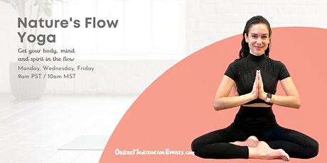 Natures Flow Yoga tickets