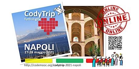 CodyTrip - Gita online a Napoli biglietti