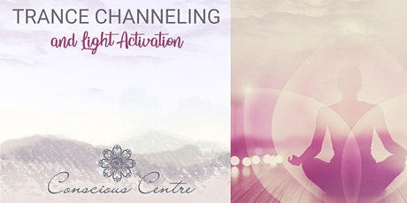 Trance channeling and Light Language Activations tickets