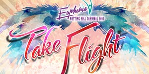 TAKE FLIGHT - Euphoria Carnival Band Launch 2015