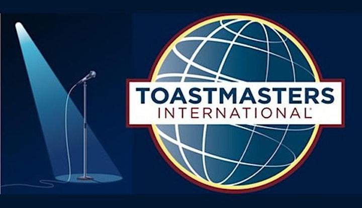 Toastmasters image