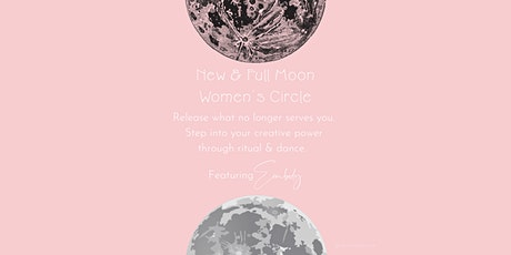 New & Full Moon Women's Circle w/ Embody tickets