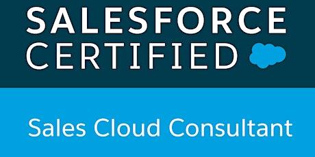 Salesforce Sales Cloud Study Group entradas