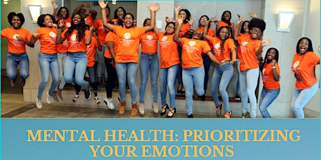 Mental Health: Prioritizing Your Emotions tickets