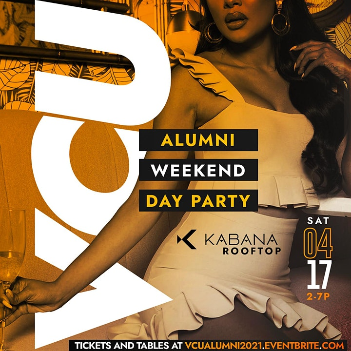 The Day Party | VCU Alumni Weekend image