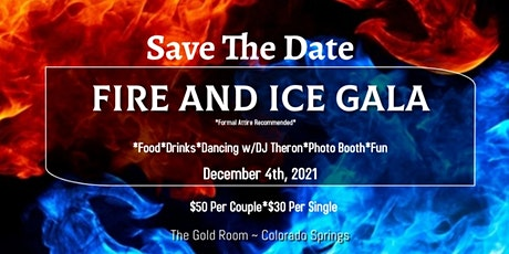 Fire And Ice Gala tickets